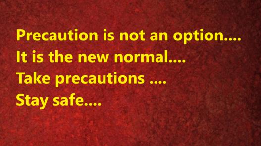 Precaution